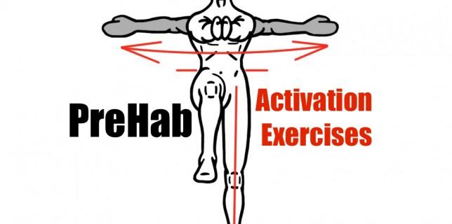 PreHab Blog - Activation Exercises
