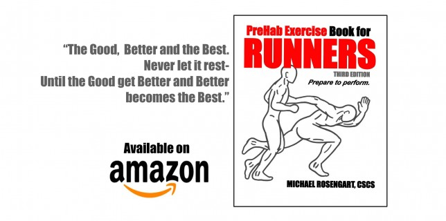 PreHab Exercise Book Available on Amazon
