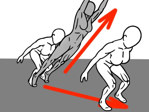 PreHab Exercises - Board Jumps for Posterior Chain and Hip Activation and Strength