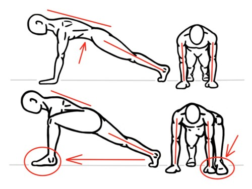 PreHab Exercises - Spider-Man Lunge for Hip Mobility and Activation