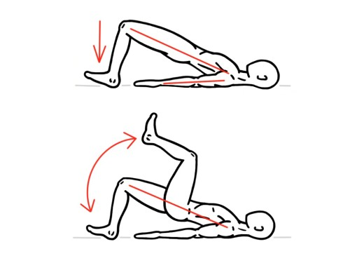 Hip and Glute Activation - PreHab Exercises