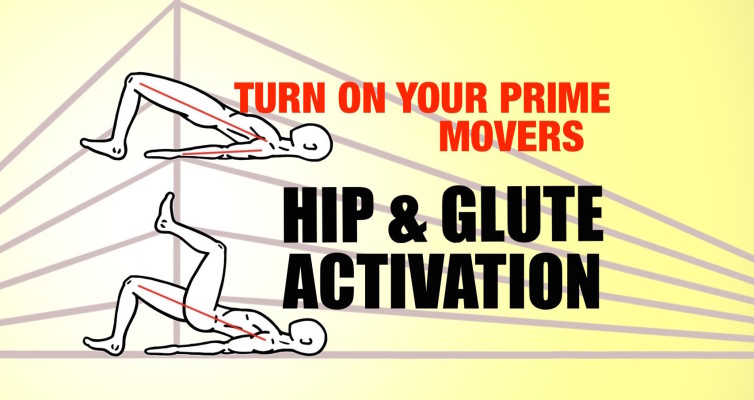 PreHab Blog - Hip and Glute Activation