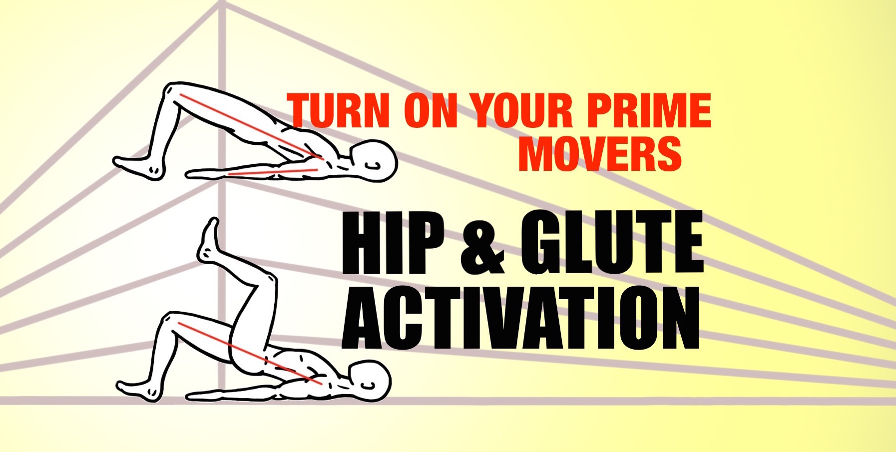 pre activation exercises for glutes