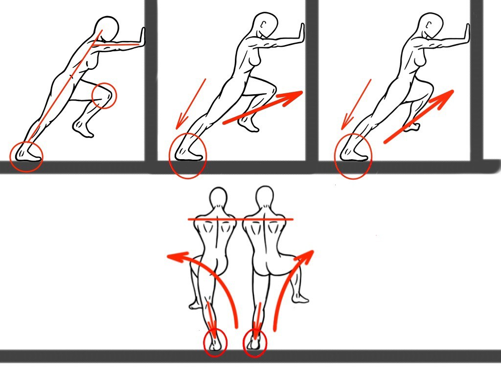 PreHab Exercises - Ankle Matrix for Foot and Ankle Mobility