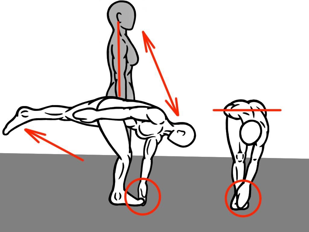 PreHab Exercises - Single-Leg Toe Touch for Posterior Chain and Hip Mobility, Activation and Stability
