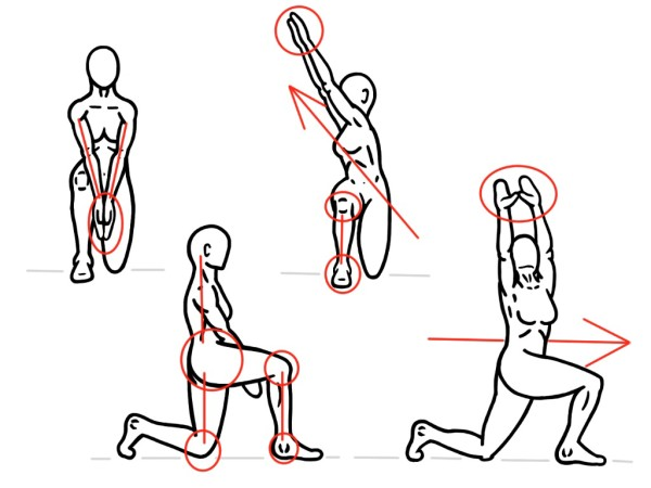 Mobility Exercise - Hip Matrix  for Hip Mobility