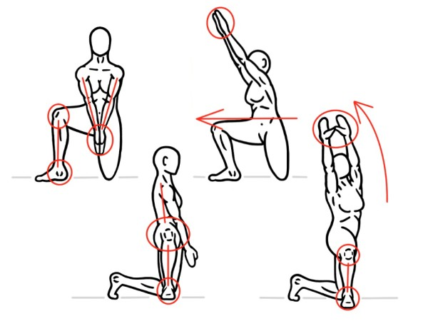 Mobility Exercise - Hip Matrix - Lateral Variation - for Hip and Thoracic Spine Mobility