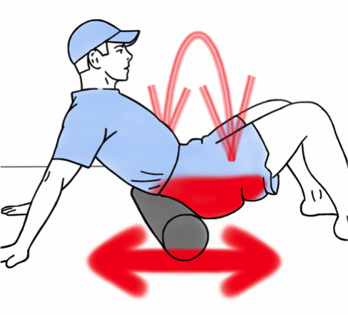 Soft Tissue Therapy - Foam Rolling the Hips