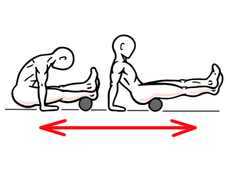 Soft Tissue Therapy - Foam Rolling the Posterior Chain
