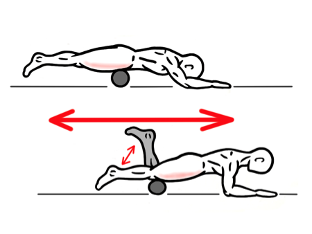 Soft Tissue Therapy - Foam Rolling the Quadriceps and Articulating the Joint