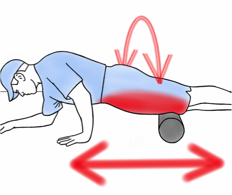 Soft Tissue Therapy - Foam Rolling the Quadriceps and Hip Flexors