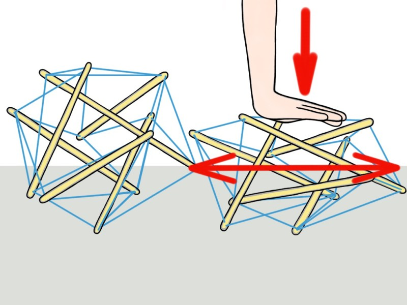 Soft Tissue Therapy - Tensegrity Structure1
