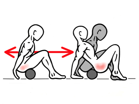 Soft Tisue Therapy - Foam Rolling the Hips