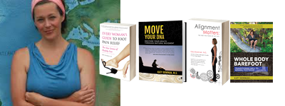 PreHab Exercise - Book Recommendations - Katy Bowman