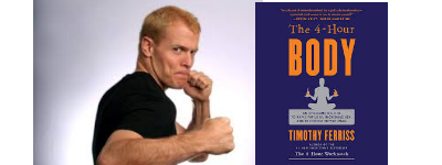 PreHab Exercise - Book Recommendations - Tim Ferriss - The Four Hour Body