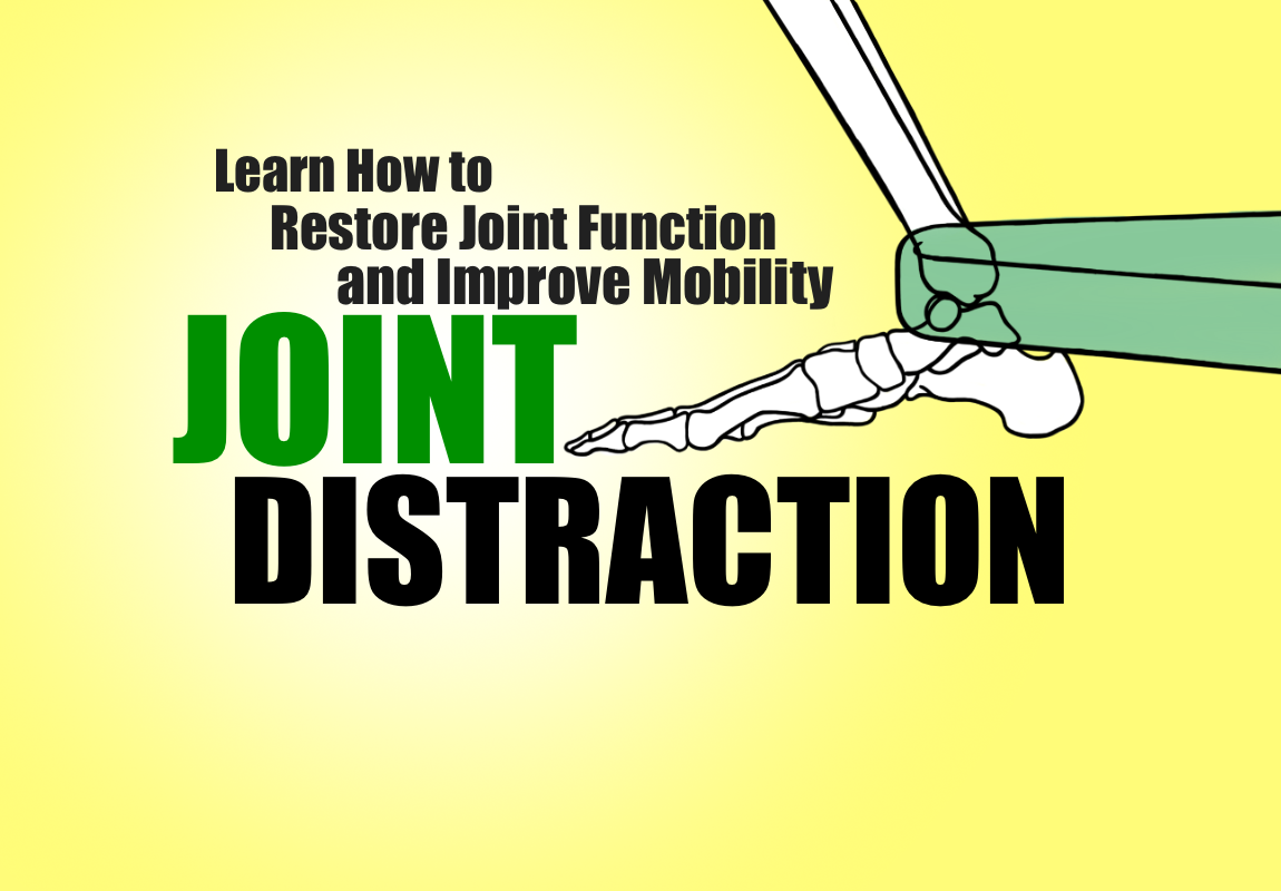PreHab Exercises - Joint Distraction - Learn How to Restore Joint Function and Improve Mobility