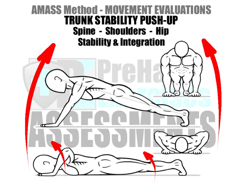 prehab-exercises-amass-method-movement-evaluation-for-running-trunk-stability-push-up-for-spine-shoulder-and-hip-stability-and-integration