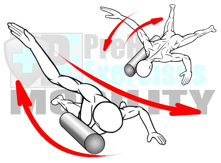 prehab-exercises-foam-rolling-the-pectoralis-complex-chest-muscles-for-shoulder-mobility-and-stability