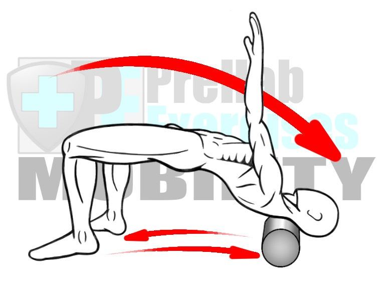 prehab-exercises-foam-rolling-the-trapezius-muscles-neck-and-shoulder-mobility